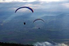 Early Morning flight in Algodonales