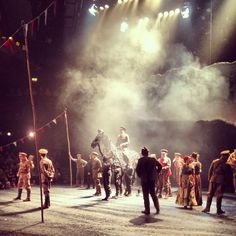 Warhorse at New London Theatre