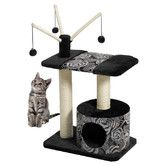 Found it at Wayfair - Feline Nuvo Carnival Cat Furniture in Black