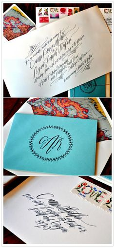 calligraphy pattern