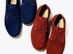 Supreme x Clarks Desert Shoes, nice foot shape