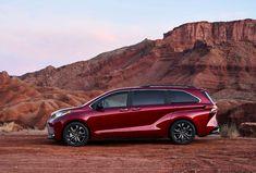 Toyota Hybrid, Chrysler Pacifica, Van Camping, Side Door, Entertainment System, Campervan Ideas, Minivan, Specs, Cutaway