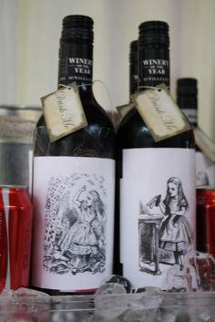 Wine labels