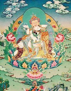 Padmasambhava&Yeshe Tsogyal