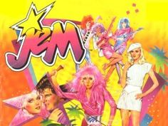 Jem and the Holograms. Remember the Jem doll had earrings that lit up & flashed? My Childhood Memories, Childhood Toys, School Memories, Sweet Memories, Gem And The Holograms, Jem Et Les Hologrammes, Jem Doll, 80s Kids, Ol Days