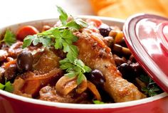 Perfectly Easy Dinner Recipe: Hearty Slow Cooker Chicken Cacciatore