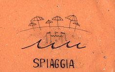 Learning Italian Language ~   Spiaggia (Beach)  INFN