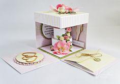 Scrapbooking, cardmaking, handmade, kartki, albumy, zaproszenia