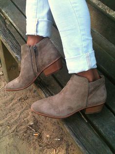 S.O.S   Save Our Soles: How to style the Petty boot by Sam Edelman http://www.samedelman.com/collection/the-fall-2012-collection/petty2/