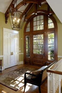 Another great entryway.