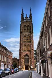 St Mary Magdalene Church, Taunton, Somerset, UK