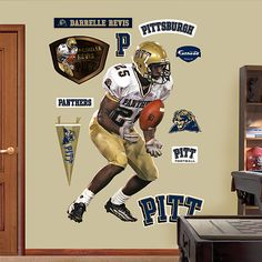Darrelle Revis, Pittsburgh Panthers