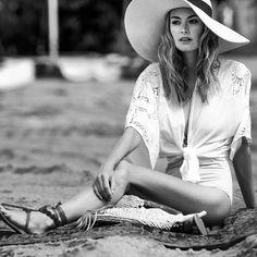 "BELL on Instagram: ""Sunday #beachstyle #weekend #inspiration #BELL tie front lace #kimono #swim #coverup #boho #style #beachwear #resortwear #resort #travel #fashion #ootd #love #vacation #followthesun #madeinamerica #bohemian #summer"""