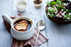 French Onion Soup from Tartelette