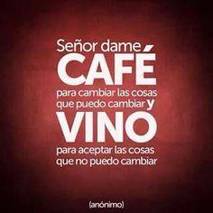 Cafe y Vino