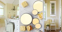"""12 Timeless Paint Colors That Will Never Go Out Of Style """"Buttercream"""""""