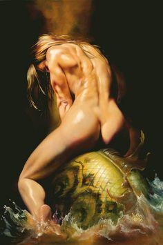 aphrodisiacart: BORIS VALLEJO / JULIE BELL https://aphrodisiacart01.wordpress.com/2015/11/24/boris-vallejo-julie-bell