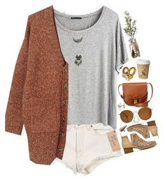 """""""Show me some beauty."""" by paper-faces-on-parade ❤ liked on Polyvore featuring Levi's, Chicnova Fashion, Wet Seal, Jeffrey Campbell, The Row, FOSSIL, Kendra Scott, Made Her Think and ASOS"""