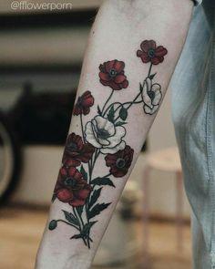 Flores. Tatto