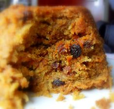 Carrot Pudding with a Brown Sugar Sauce Suet Pudding, Carrot Pudding, Xmas Pudding, Potato Pudding, Christmas Pudding, Christmas Baking, Christmas Dinners, Christmas Stuff, Pudding Desserts