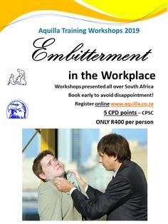 Aquilla Training provides CPD and Webinars for various professional bodies. This is a joint venture between Inter Trauma Nexus, Aquilla Financial Solutions and Aquilla Wellness Solutions. Employee Wellness, Register Online, Joint Venture, Counselling, Trauma, Workplace, South Africa, Leadership, How To Become