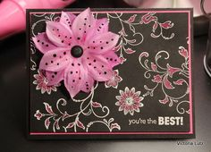 That Old Black Magic by VHarrell - Cards and Paper Crafts at Splitcoaststampers