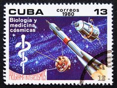 Cuba, Rare Stamps, Stamp Printing, Medical Science, Space Travel, Stamp Collecting, Postage Stamps, Cosmos, Templates