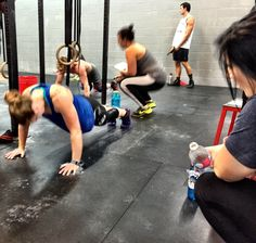 Tuesday — JSA CrossFit Since 2006 the premier CrossFit gym in Ocean & Monmouth County area