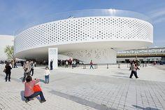 Winning design from Denmark - Shanghai 2010 Expo