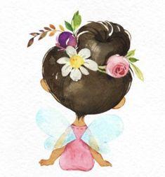 Baby Cartoon Drawing, Cartoon Drawings, John William Godward, Hand Embroidery Designs, Cute Illustration, Cute Girls, Decoupage, Fairy, Clip Art