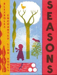 Seasons  Blexbolex  http://readmeastorynow.blogspot.com