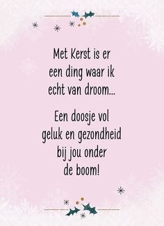 Xmas Quotes, Merry Christmas Quotes, Merry Christmas And Happy New Year, Christmas Wishes, Christmas Time, Christmas Cards, Bff, Facebook Quotes, Dutch Quotes