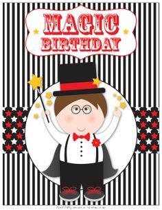 Magic Party Kit
