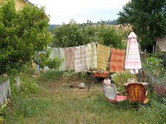 Bodega Laundry Line by Nan's Pic's, via Flickr