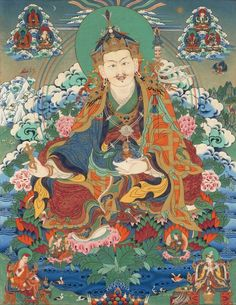As soon as one's mind is known to be of the Wisdom of the Voidness, concepts like good and evil karma cease to exist. Seek, therefore, your own Wisdom within you. It is the Vast Deep.  -- Padmasambhava, Guru Rinpoche