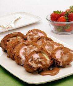 Sobremesas de Páscoa com sorvete