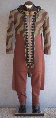 #STARFLEET INTELLIGENCE | The Ferengi Costumes Of Star Trek