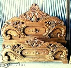 Image result for wooden bed designs catalogue Bed Designs, Wood Beds, Room, Image, Beds, Ornaments, Bedroom, Wooden Beds, Rooms
