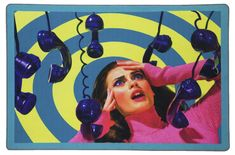 Surrealist art magazine TOILETPAPER drop their latest design collaboration onto your living room floor...