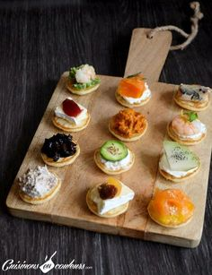 Recettes blinis
