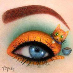 ❤.::olhos de gato::.❤