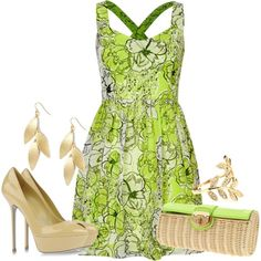 Garden Goddess, created by jodilambdin on Polyvore