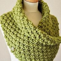 Chunky Knit Neck Warmer