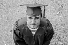 Senior Boy Photography Senior Boy Cap and Gown Photography McHam Lifestyle Photography Paris, Texas