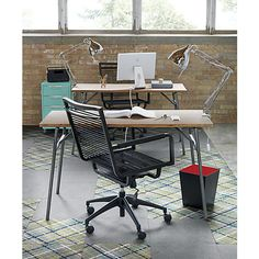 tight rope office chair in office furniture | CB2 from email blast.