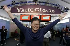 Jerry Yang, founder of Yahoo, was a student at Piedmont Hills H.S. at the same time as my two sons.