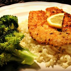 Yum! I'd Pinch That | Parmesan-Red Pepper Fish #recipe #justapinch