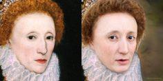 Elizabeth I, Anne Boleyn, Costumes, Portrait, Crochet, England, Design, Twitter, People