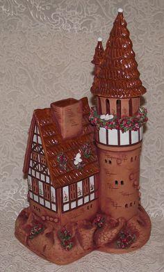 lithuanian candle houses