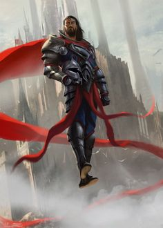 Superman Redesign , omar samy on ArtStation at https://www.artstation.com/artwork/superman-redesign-f5e56376-debc-4e32-bdab-f15f69cf7200